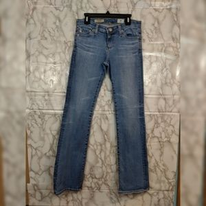 AG | The Angelina petite boot cut jeans